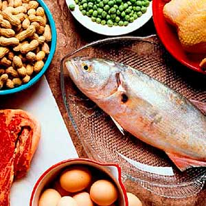 Fonti di aminoacidi