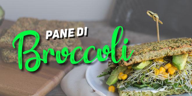 Ricetta del pane di broccoli