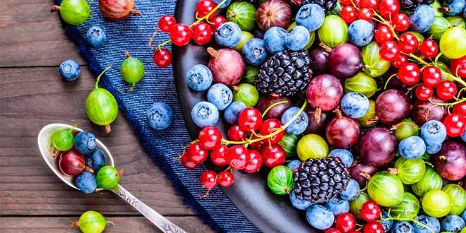 Cibi con antiossidanti