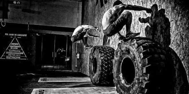 Allenamento di CrossFit