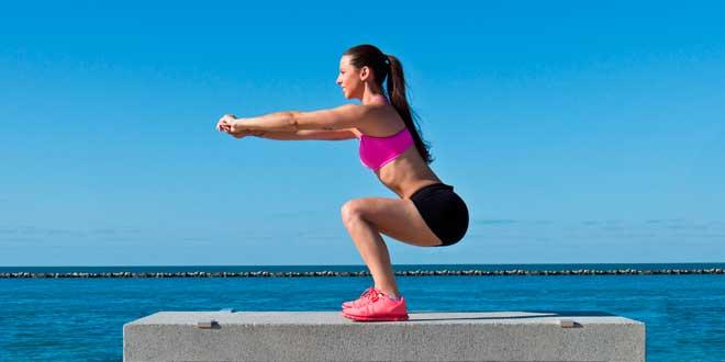 Esercizi per delle gambe forti