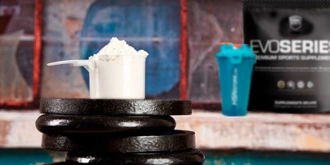 Frullato di proteine intra-workout