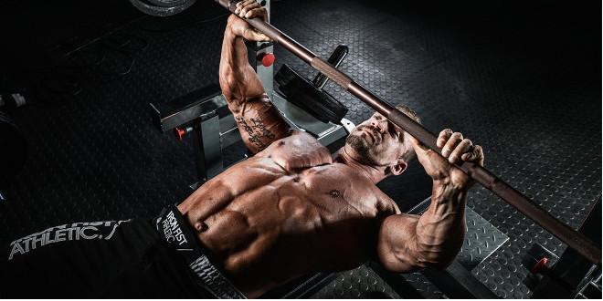 Programma di allenamento tronco gambe