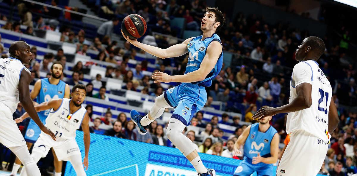 Basket HSN Movistar Estudiantes